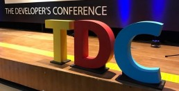 siglas TDC da The Developer's Conference - tem participação da PoaTek!
