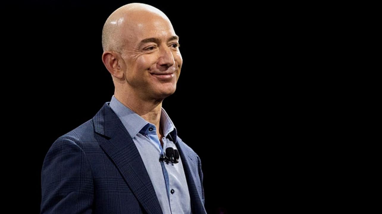 Jeff Bezos: CEO Amazon