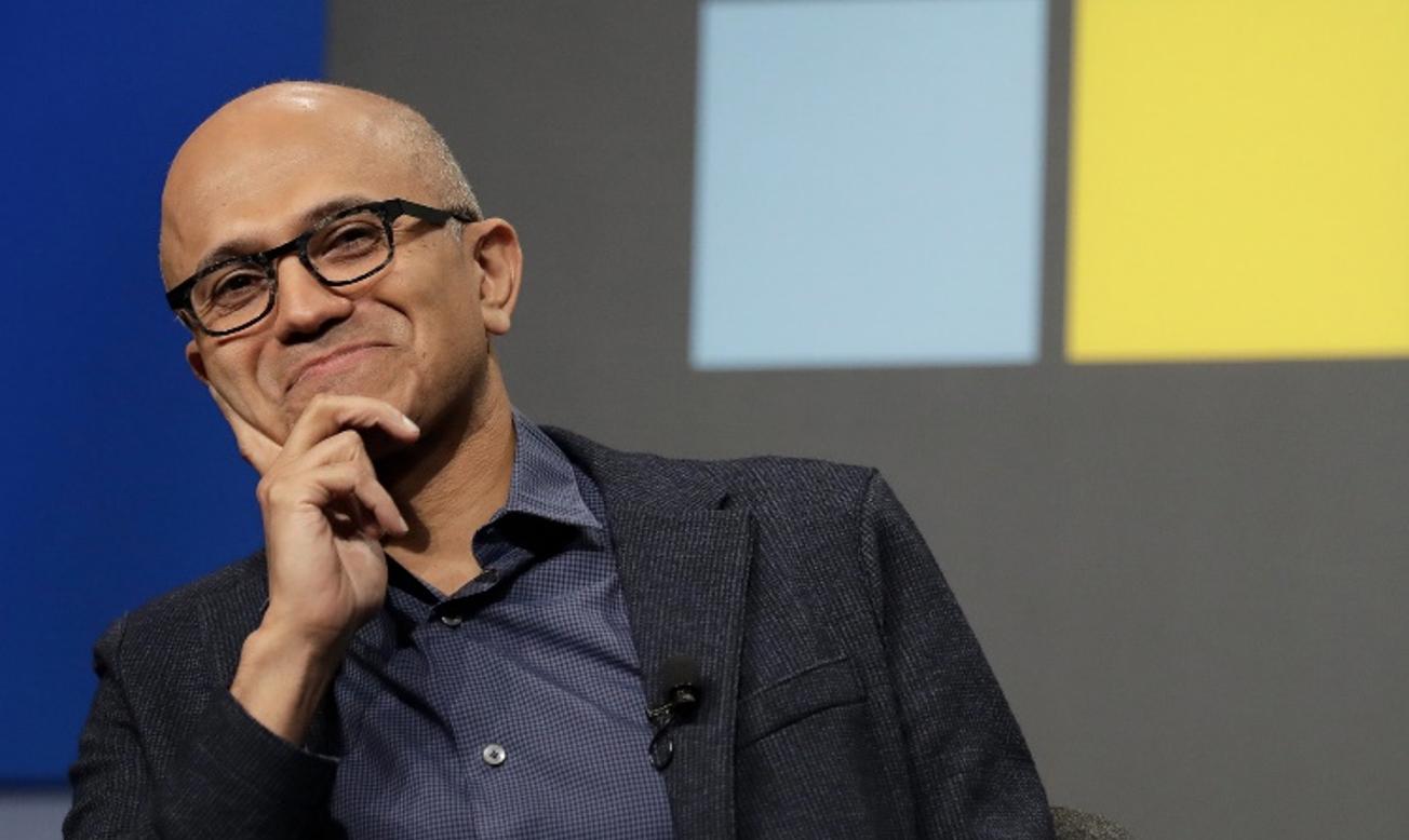 Satya Nadella: Microsoft CEO